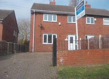 Thumbnail 3 bed semi-detached house to rent in Hillside, Brierley, Barnsley