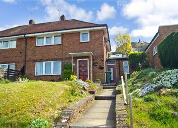 Thumbnail 3 bed semi-detached house for sale in Crabtree Avenue, Brighton, East Sussex