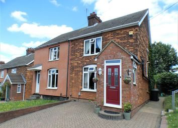 Thumbnail 3 bed semi-detached house for sale in Westoning Road, Harlington, Dunstable