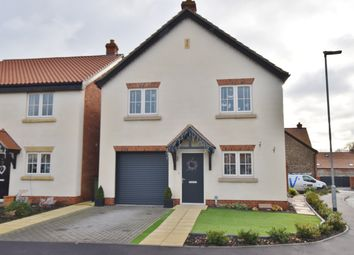 Thumbnail 3 bed detached house for sale in Gallus Close, Northrepps, Cromer