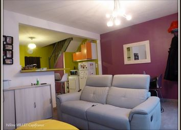 Thumbnail 3 bed town house for sale in Haute-Normandie, Seine-Maritime, Fecamp