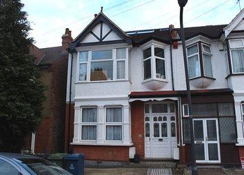 Thumbnail 1 bed flat to rent in Rutland Road, Harrow