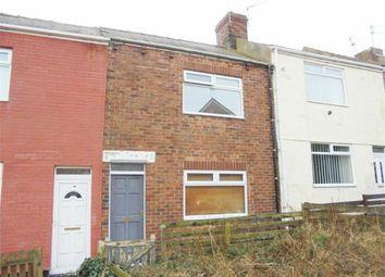 Thumbnail 1 bed terraced house for sale in Provident Street, Pelton, Chester Le Street, Durham