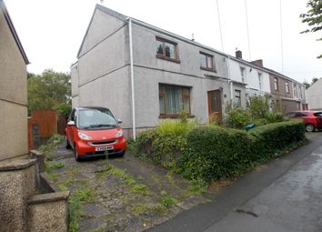 Thumbnail 3 bed semi-detached house for sale in Glynderwen Road, Llwynhendy, Llanelli