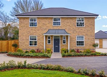 Thumbnail 5 bed detached house for sale in Oaklands, Ongar Road, Dunmow, Essex