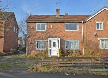 Thumbnail 3 bed semi-detached house for sale in Wharncliffe Road, Kettlethorpe, Wakefield