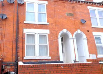Thumbnail 1 bedroom flat to rent in Warner Street, Derby