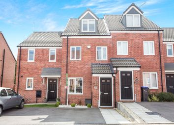 Thumbnail 3 bed town house for sale in Lewis Crescent, Annesley, Nottingham