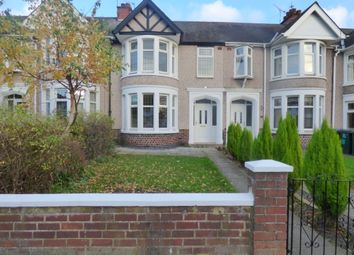 Thumbnail 3 bed terraced house to rent in Keresley Road, Keresley, Coventry