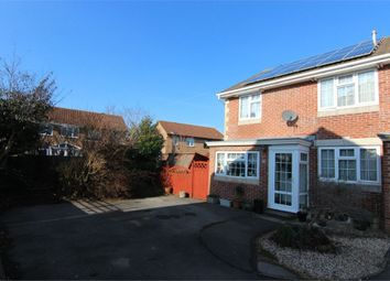 Thumbnail 4 bedroom end terrace house for sale in 19 Sophia Gardens, 7Ds, North Somerset