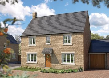 """Thumbnail 5 bedroom detached house for sale in """"The Ansell"""" at Manning Close, Bloxham, Banbury"""