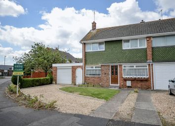 Thumbnail 3 bedroom end terrace house for sale in Towcester Road, Swindon