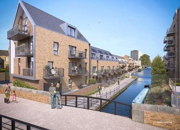 Thumbnail 2 bed flat for sale in Bow Wharf, Wennington Road