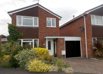 Thumbnail 3 bedroom property for sale in Hazel Close, Droitwich