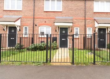 Thumbnail 2 bed terraced house for sale in Longacres Way, Chichester