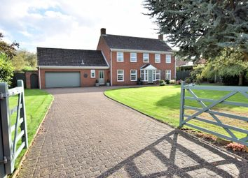 Thumbnail 4 bed detached house for sale in St. Marys Close, Watton, Thetford