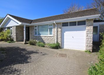 Thumbnail 3 bed detached bungalow to rent in Knollsea Close, Swanage