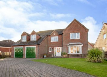 Thumbnail 4 bed detached house for sale in Thorne Road, Sandtoft, Doncaster
