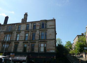 Thumbnail 3 bed flat to rent in Hillhead Street, Hillhead, Glasgow