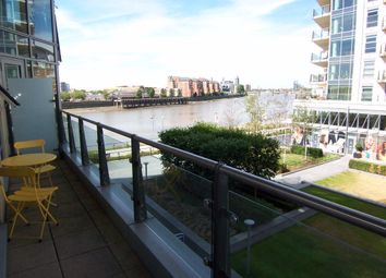 Thumbnail 2 bed flat to rent in Kingfisher House, Juniper Drive, Wandsworth