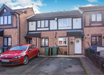 Thumbnail 2 bed terraced house for sale in Campion Close, Walsall