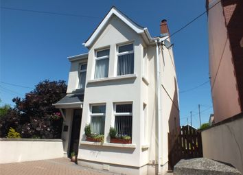 Thumbnail 3 bedroom detached house for sale in The Oaks, Nantucket Avenue, Milford Haven, Pembrokeshire