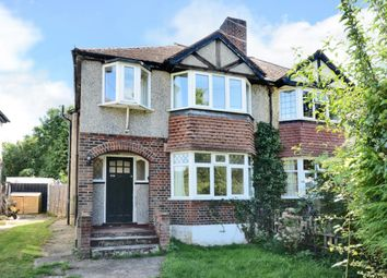 Thumbnail 3 bed semi-detached house to rent in Worcester Park Road, Worcester Park, Surrey