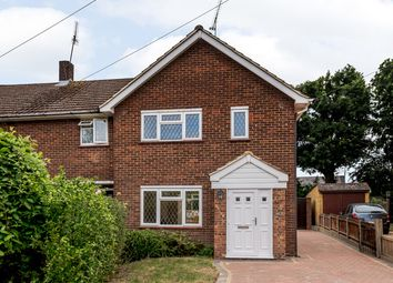 Thumbnail 2 bed end terrace house for sale in Wainwright Avenue, Brentwood