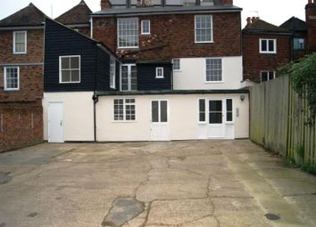 Thumbnail 1 bedroom flat to rent in Lower Stone Street, Maidstone, Kent