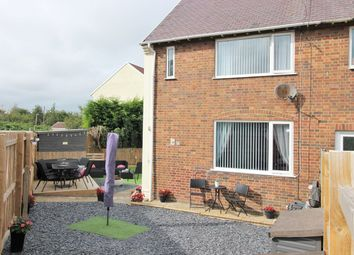 Thumbnail 2 bed end terrace house for sale in Pinewood Square, Eglwys Brewys, St Athan