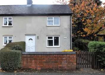 Thumbnail 1 bed cottage to rent in Streets Lane, Cheslyn Hay, Walsall