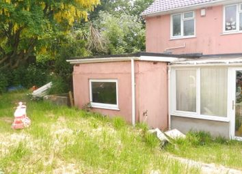 3 bed semi-detached house for sale in Fountains Crescent, Plymouth PL2