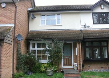 Thumbnail 2 bedroom terraced house to rent in Hill Top, Tonbridge