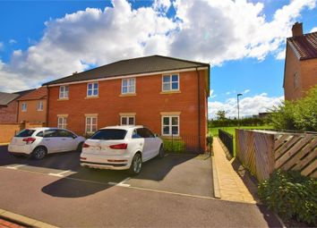 Thumbnail 2 bedroom flat for sale in Prestbury Road, Duston, Northampton
