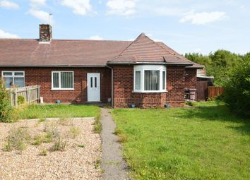 Thumbnail 2 bed semi-detached bungalow for sale in Coronation Drive, Shirebrook, Mansfield