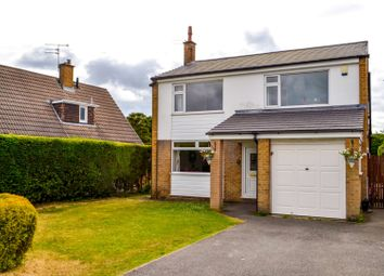 Thumbnail 4 bed detached house for sale in Southlands Road, Goostrey