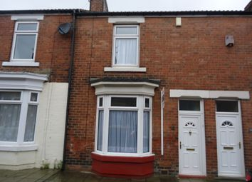 Thumbnail 2 bed terraced house to rent in Scott Street, Shildon