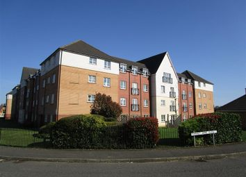 Thumbnail 2 bedroom flat to rent in Cotton Court, River View, Northampton