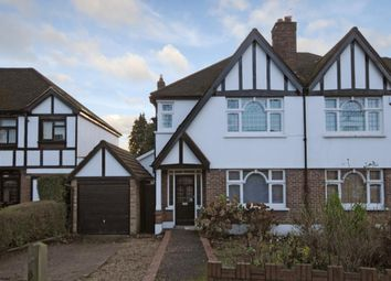 Thumbnail 3 bed semi-detached house to rent in East End Road, East Finchley N2,