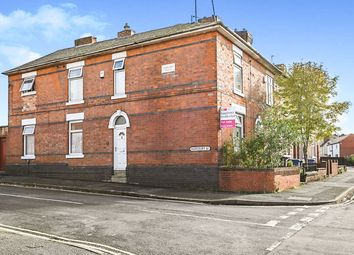 Thumbnail 2 bed end terrace house for sale in Harcourt Street, Derby