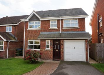 Thumbnail 4 bed detached house for sale in Partridge Close, Fareham