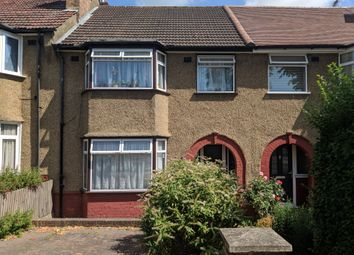 Thumbnail 3 bed terraced house to rent in Sherwood Avenue, Greenford