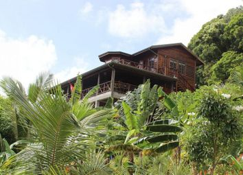 Thumbnail 4 bed villa for sale in Cocoa View Villa, Cacoa, Vieux Fort, St Lucia