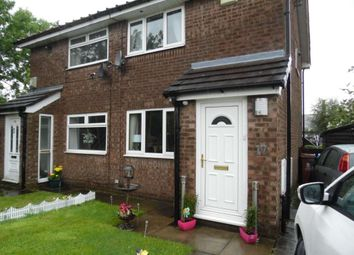 Thumbnail 2 bed semi-detached house for sale in Bullcote Green, Heyside, Oldham, Greater Manchester