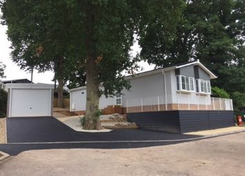 Thumbnail 2 bed bungalow for sale in Pathfinder Village, Exeter, Devon