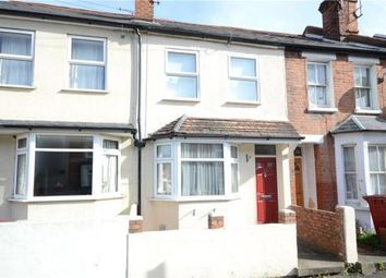 Thumbnail 3 bed terraced house for sale in Queens Road, Caversham, Reading