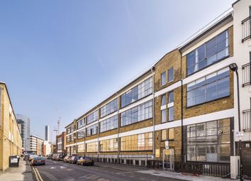 Thumbnail 3 bedroom flat to rent in Eagle House, Eagle Wharf Road, London