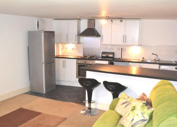Thumbnail 1 bed flat to rent in Black Swan Commercial Road, Gloucester