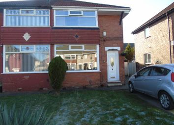 Thumbnail 2 bed semi-detached house for sale in Norcliffe Road, Rainhill, Prescot