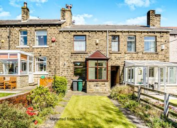 Thumbnail 2 bed terraced house for sale in Frederick Street, Crosland Moor, Huddersfield